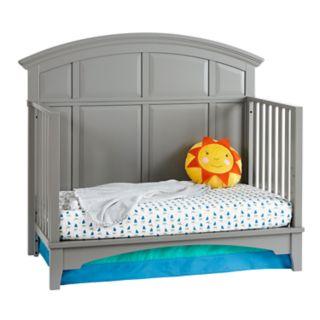 Kolcraft Brooklyn 4-in-1 Convertible Crib