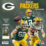 Green Bay Packers 2018 Wall Calendar