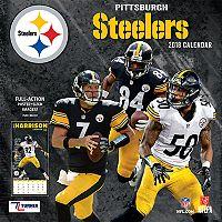 Pittsburgh Steelers 2018 Wall Calendar
