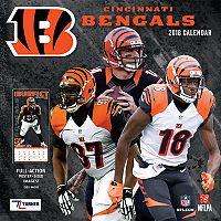 Cincinnati Bengals 2018 Wall Calendar