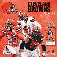 Cleveland Browns 2018 Wall Calendar
