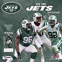 New York Jets 2018 Wall Calendar