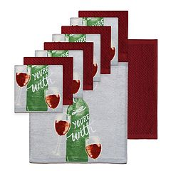 The Big One® New Wine Dishcloth 10-pack