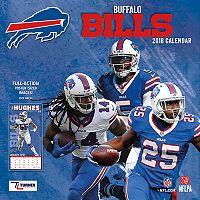 Buffalo Bills 2018 Wall Calendar
