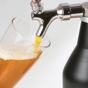 Nostalgia Electrics Homecraft Pressurized Beer Growler