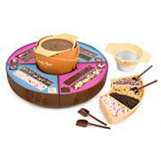 Nostalgia Electrics Chocolate Candy Bar Maker
