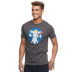 Men's NASA Astronaut Logo Tee