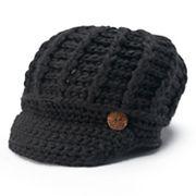 Women's Scala Radar Button Hat