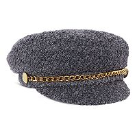 Women's Scala Boucle Chained Fisherman Cap