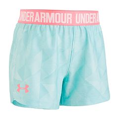 Toddler Girl Under Armour Logo Band Play Up Shorts