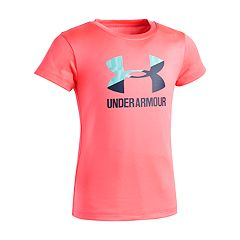 Toddler Girl Under Armour Graphic Performance Tee