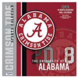 Alabama Crimson Tide 2018 Wall Calendar