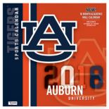 Auburn Tigers 2018 Wall Calendar