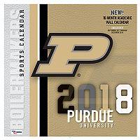 Purdue Boilermakers 2018 Wall Calendar
