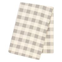 Trend Lab Buffalo Check Jumbo Deluxe Flannel Swaddle Blanket