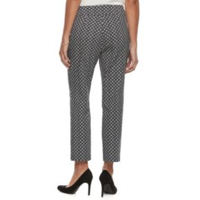 Women's Studio 253 Stretch Ankle Pants