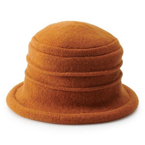 Women's Scala Knit Wool Packable Cloche Hat