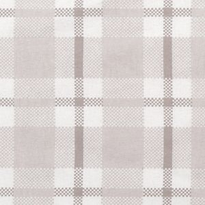 Trend Lab Plaid Deluxe Flannel Fitted Crib Sheet