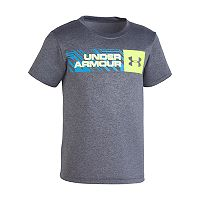 Toddler Boy Under Armour Word Mark Logo Graphic Tee
