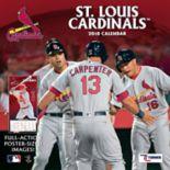St. Louis Cardinals 2018 Wall Calendar
