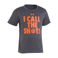 Toddler Boy Under Armour 'I Call The Shots' Basketball Graphic Tee