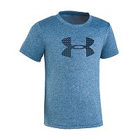 Toddler Boy Under Armour Big Logo Graphic Tee