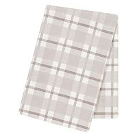 Trend Lab Plaid Jumbo Deluxe Flannel Swaddle Blanket