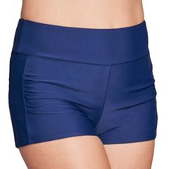 Women's Mazu Swim Contouring Boyshort Swim Bottoms