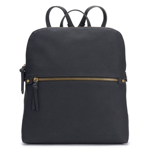 SONOMA Goods for Life™ Riley Faux-Leather Backpack