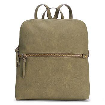 e0ea4ef4fea7 SONOMA Goods for Life™ Riley Faux-Leather Backpack