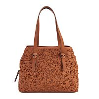 SONOMA Goods for Life™ Knot Faux-Leather Tote