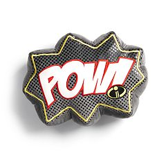Disney / Pixar The Incredibles 2 'Pow' Throw Pillow by Jumping Beans®