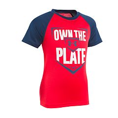 Toddler Boy Under Armour Own the Plate Tee