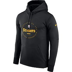 Men's Nike Pittsburgh Steelers Therma-FIT Hoodie