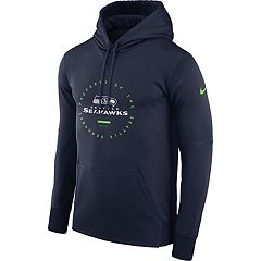 Men's Nike Seattle Seahawks Therma-FIT Hoodie