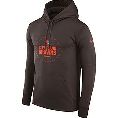 Men's Nike Cleveland Browns Therma-FIT Hoodie