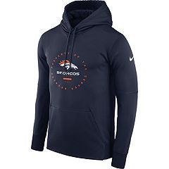 Men's Nike Denver Broncos Therma-FIT Hoodie