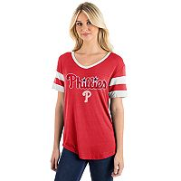Women's Philadelphia Phillies Jersey Tee