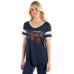 Women's Detroit Tigers Jersey Tee