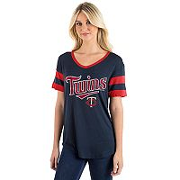 Women's Minnesota Twins Jersey Tee