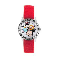 Disney's Tsum Tsum Mickey Mouse, Dumbo, Snow White & Pluto Kids' Time Teacher Watch