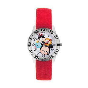 Disney's Tsum Tsum Mickey Mouse, Dumbo, Snow White & Pluto Kids' Time Teacher Watch