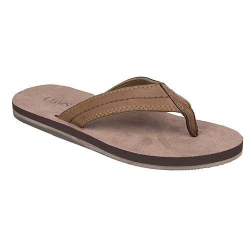 Men's Chaps Thong Sandals