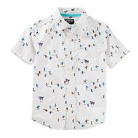 Toddler Boy OshKosh B'gosh® Surfers Button Down Shirt