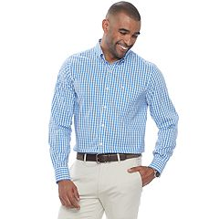 Men's Dockers Classic-Fit Comfort Stretch Button-Down Shirt