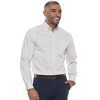 Men's Dockers Classic-Fit Comfort Stretch Button-Down Shirt