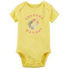 Baby Girl Carter's 'Grandma Magnet' Bodysuit