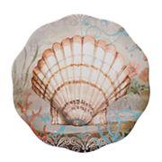 Certified International Coastal View Round Platter