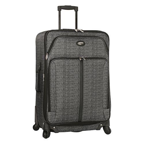 Travel Gear Triton Expandable Spinner Luggage