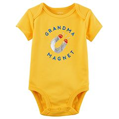 Baby Boy Carter's 'Grandma Magnet' Bodysuit